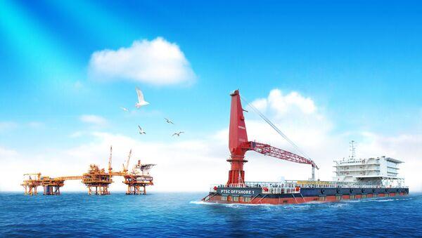 Việt Nam khẳng định có quyền khai thác dầu khí ở Biển Đông - Sputnik Việt Nam