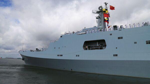 Chiến binh Trung Quốc - Sputnik Việt Nam
