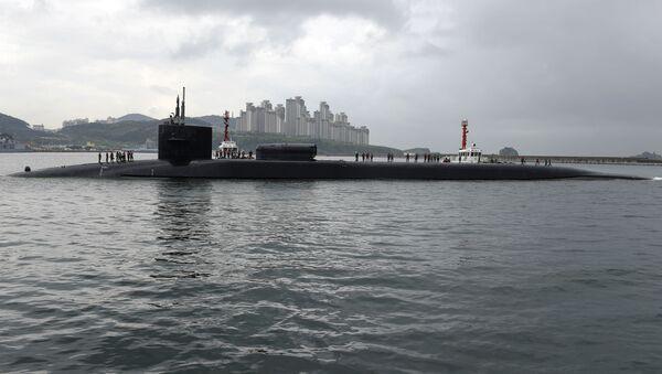 Tàu ngầm Mỹ dự án Ohio - Sputnik Việt Nam