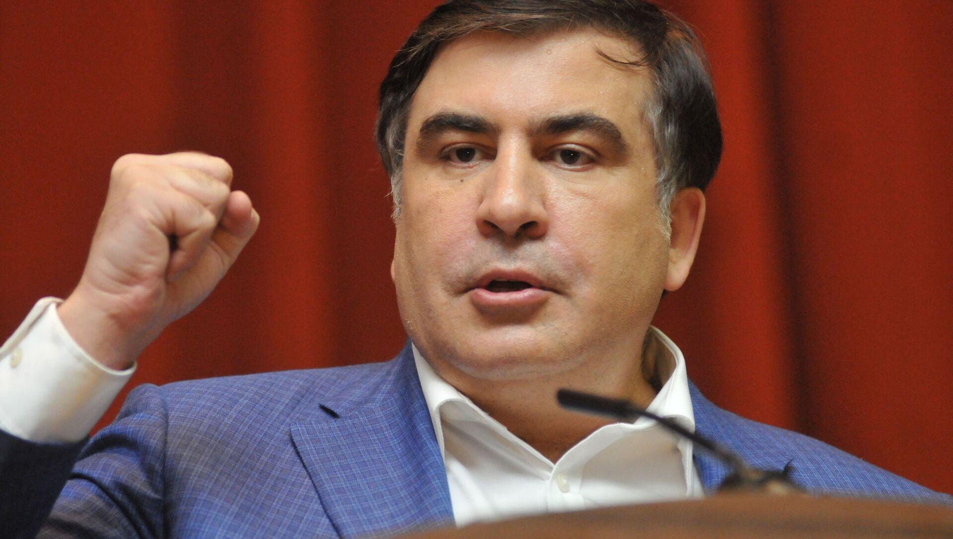 Mikhail Saakashvili - Sputnik Việt Nam, 1920, 02.10.2021