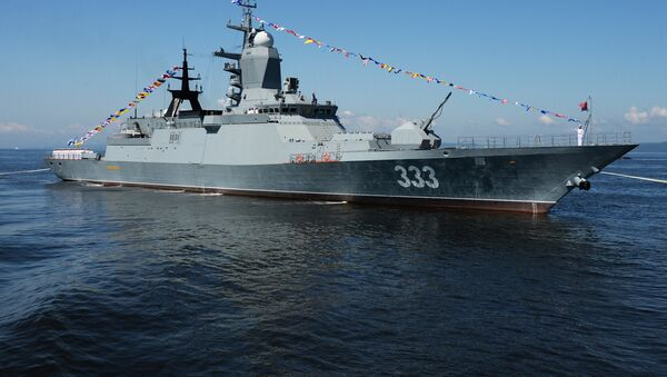 tàu hộ tống Sovershenyi - Sputnik Việt Nam