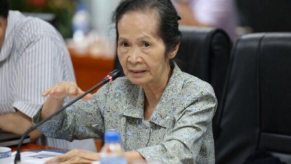 Trong thời gian làm chuyên gia tư vấn cho Thủ tướng, chuyên gia Phạm Chi Lan từng bị nhắn tin đe dọa. - Sputnik Việt Nam