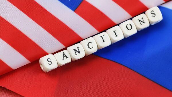 Сác biện pháp trừng phạt mới của Mỹ chống Nga. - Sputnik Việt Nam