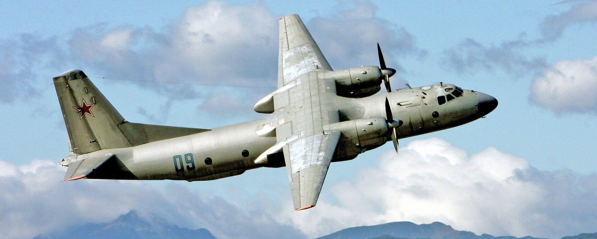 máy bay AN-26 - Sputnik Việt Nam, 1920, 13.09.2021