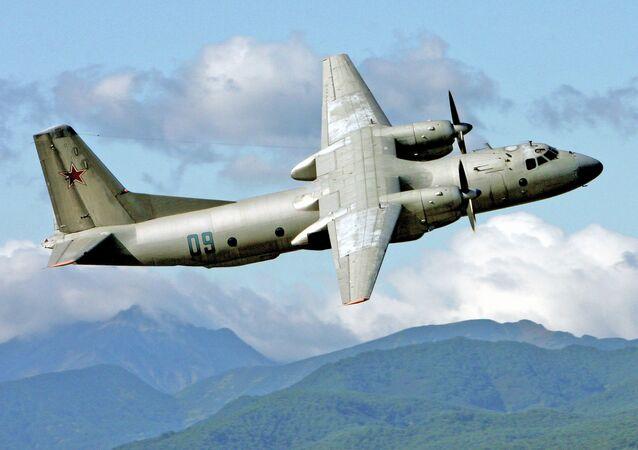 máy bay AN-26