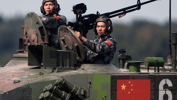 quân đội của Trung Quốc - Sputnik Việt Nam
