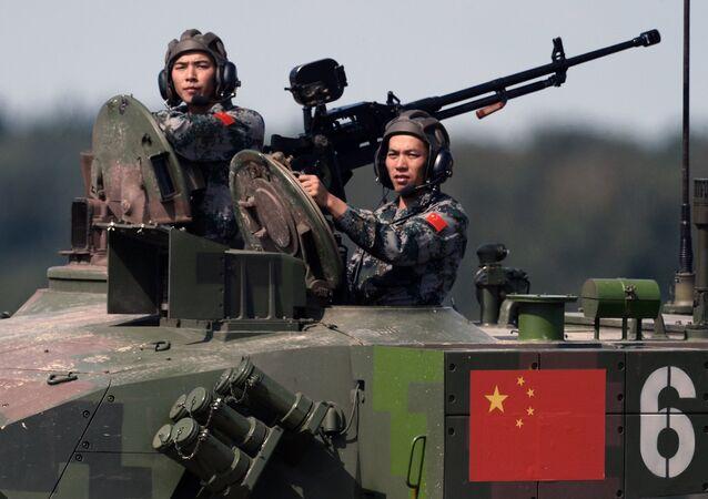 quân đội của Trung Quốc