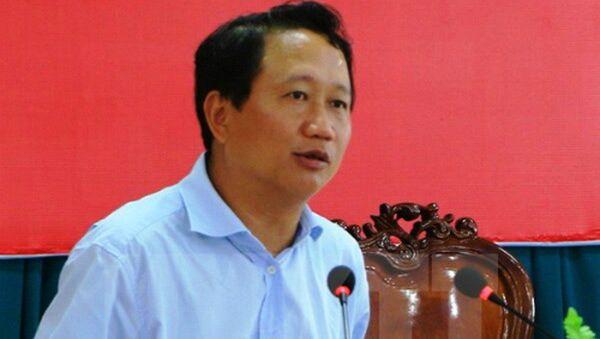 Ông Trịnh Xuân Thanh - Sputnik Việt Nam