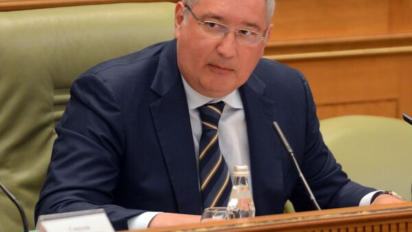 Dmitry Rogozin - Sputnik Việt Nam