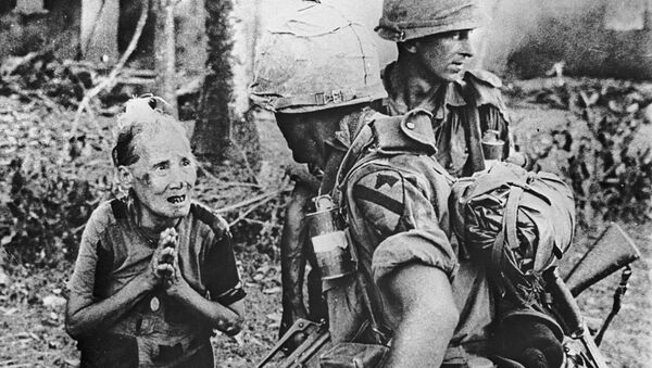 Chiến tranh Việt Nam. Miền Nam Việt Nam - Sputnik Việt Nam