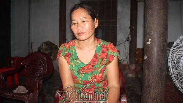 Bà Đào Thị Danh - Sputnik Việt Nam