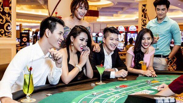 Người Việt chơi Casino - Sputnik Việt Nam