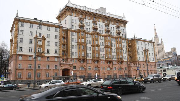Đại sứ quán Mỹ tại Moskva - Sputnik Việt Nam