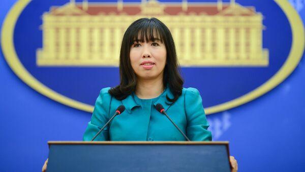 Lê Thị Thu Hằng - Sputnik Việt Nam