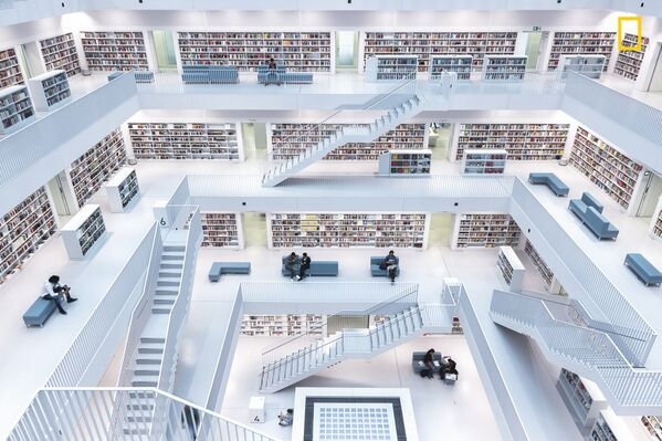 """Norbet Fritz. Levels of reading. Giải nhất trong hạng mục """"Thành phố"""" - Sputnik Việt Nam"""