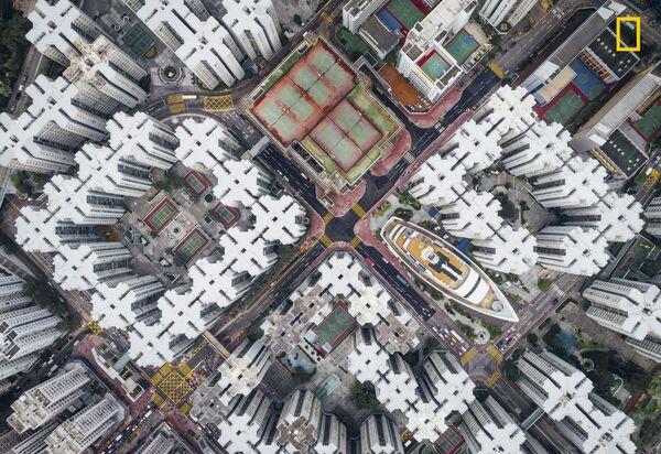 """Andy Yeung. Walled City. Giải 2 trong hạng mục """"Thành phố"""" - Sputnik Việt Nam"""
