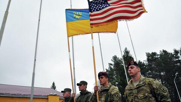 Mỹ - Ukraina - Sputnik Việt Nam