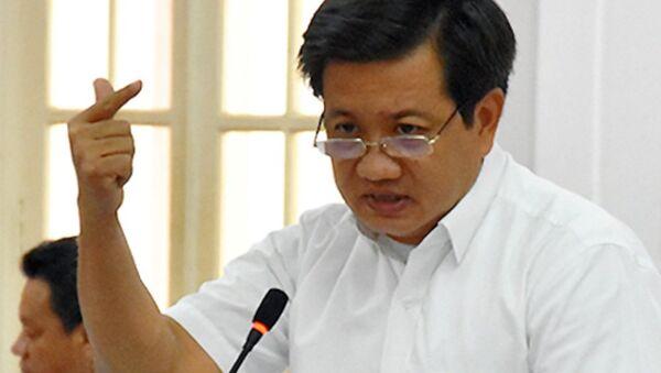 Ông Đoàn Ngọc Hải - Sputnik Việt Nam