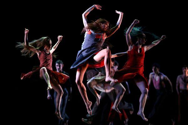 Chile. Tại Liên hoan vũ đạo trong Nhà hát thành phố Santiago. - Sputnik Việt Nam