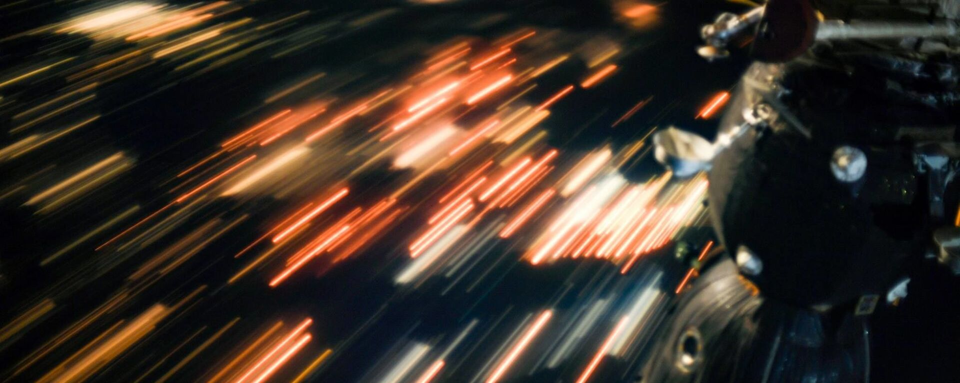 Quanh cảnh Trái đất nhìn từ Trạm Không gian Quốc tế. - Sputnik Việt Nam, 1920, 26.08.2021