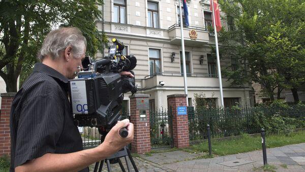 Đại sứ quán Việt Nam tại Berlin - Sputnik Việt Nam