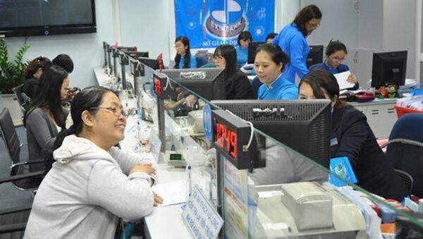Eximbank đang bước vào giai đoạn tái cấu trúc mạnh mẽ. - Sputnik Việt Nam
