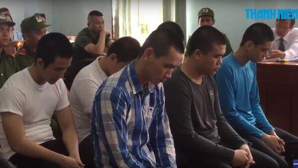 Vụ 'giết người vì 5.000 đồng': Hai bị cáo nhận án chung thân - Sputnik Việt Nam