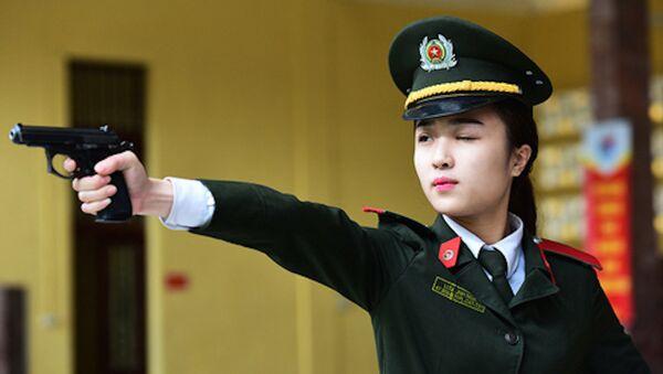 Học viện An ninh nhân dân lấy 30,5 điểm chuẩn ngành Ngôn ngữ Anh với thí sinh nữ. - Sputnik Việt Nam