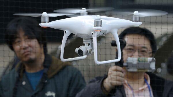 thiết bị của công ty DJI Trung Quốc - Sputnik Việt Nam