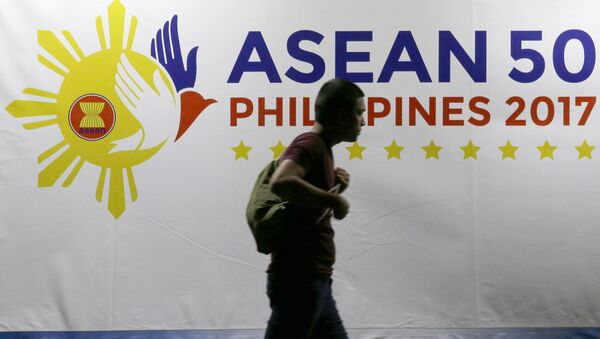 Hội nghị Thượng đỉnh Đông Á và Diễn đàn An ninh Khu vực ASEAN lần thứ 24 - Sputnik Việt Nam