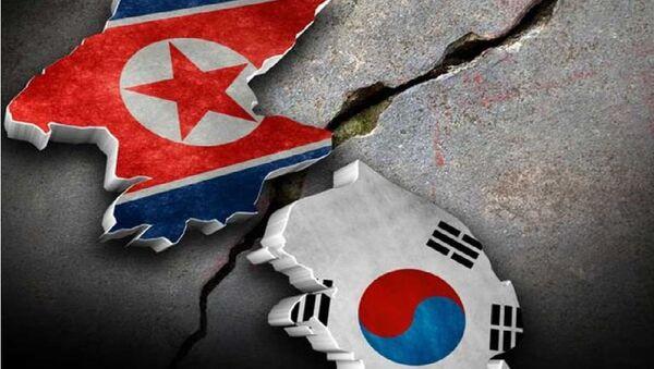 Bắc Triều Tiên va Hàn Quốc - Sputnik Việt Nam