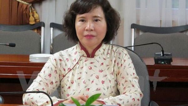 Thứ trưởng Hồ Thị Kim Thoa không nằm trong diện được xin thôi việc do đang bị kỷ luật - Sputnik Việt Nam