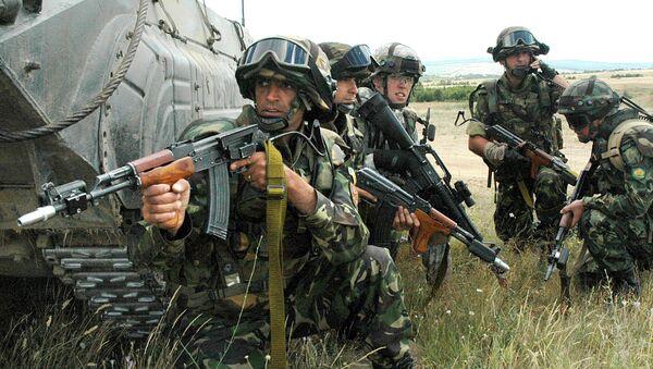 NATO tập trận - Sputnik Việt Nam