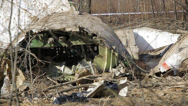 Vụ tai nạn máy bay Lech Kaczyński ở Smolensk trong năm 2010 - Sputnik Việt Nam