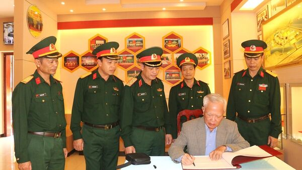 Nguyên Phó thủ tướng Vũ Khoan - Sputnik Việt Nam