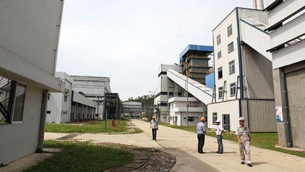 Nhà máy Ethanol Dung Quất tới nay không chạy lại được vì không bảo đảm cả yếu tố kinh tế và kỹ thuật - Sputnik Việt Nam