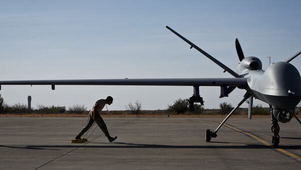 MQ-9 Reaper - Sputnik Việt Nam