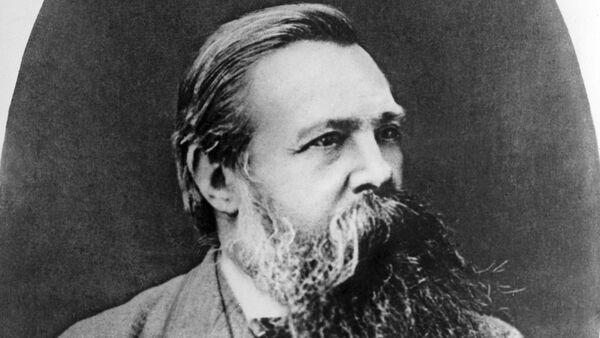 Friedrich Engels - Sputnik Việt Nam