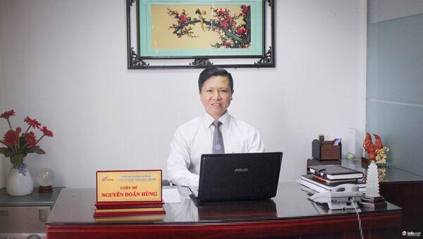 Luật sư Nguyễn Doãn Hùng - Sputnik Việt Nam