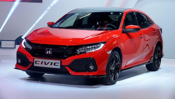 Honda Civic - Sputnik Việt Nam