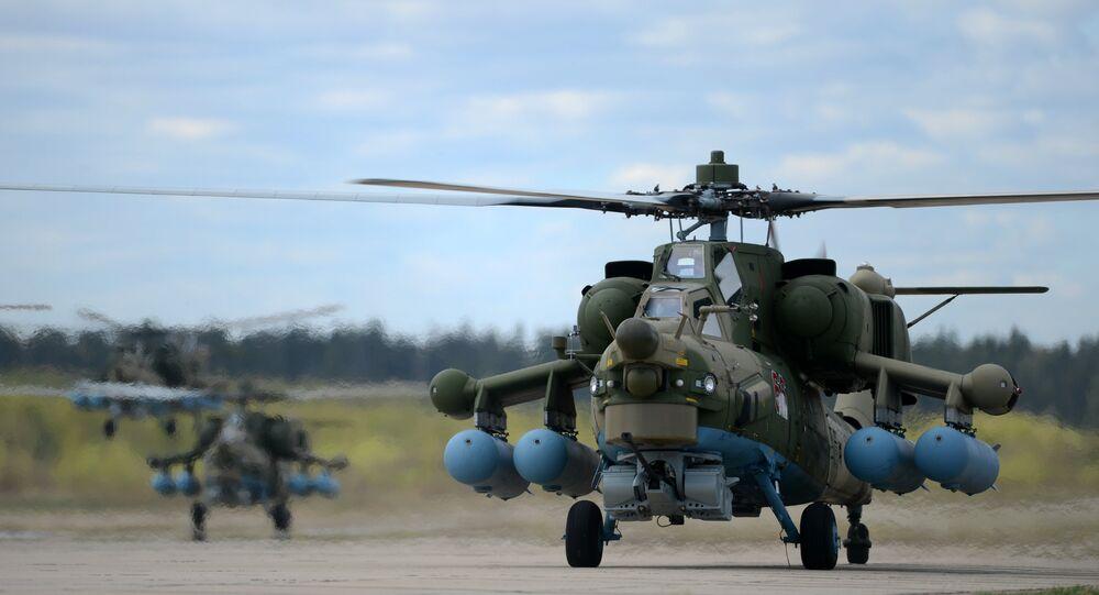 Trực thăng chiến đấu Mi-28N
