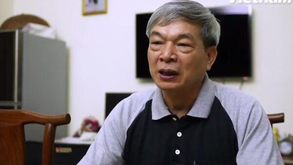 Ông Vũ Quang Huy - Sputnik Việt Nam
