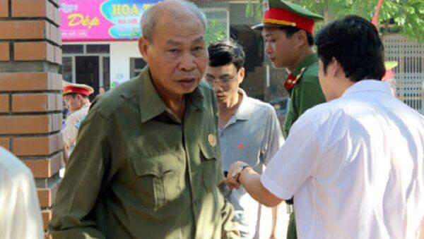 Bị cáo Triển cho rằng chia đất cho cán bộ là... sáng kiến hoàn thành kế hoạch được giao. - Sputnik Việt Nam