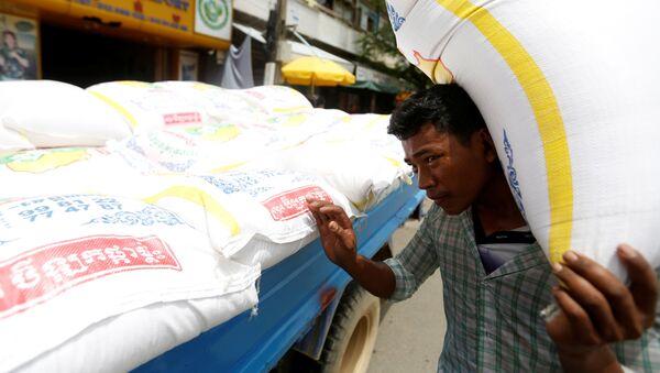 gạo từ Campuchia - Sputnik Việt Nam