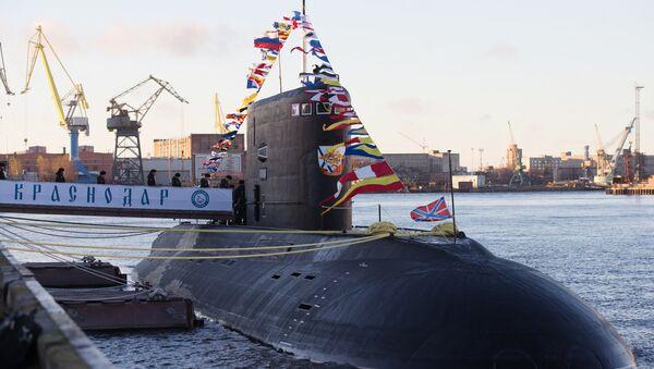 Tàu ngầm Krasnodar  - Sputnik Việt Nam