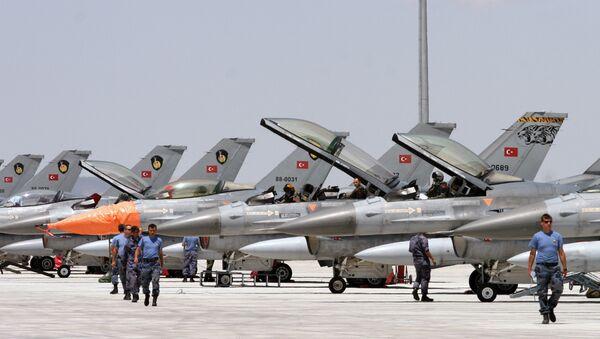 сăn cứ không quân gần thành phố Konya - Sputnik Việt Nam