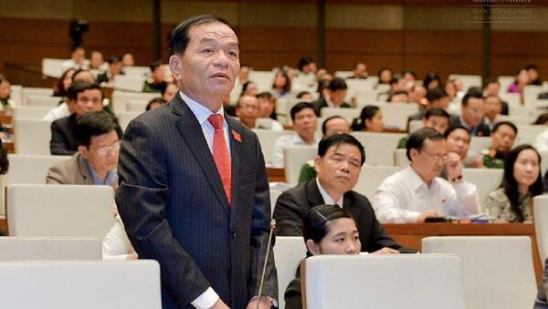 Đại biểu Quốc hội Lê Thanh Vân - Sputnik Việt Nam