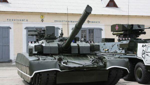 Xe tăng T-84U Oplot - Sputnik Việt Nam