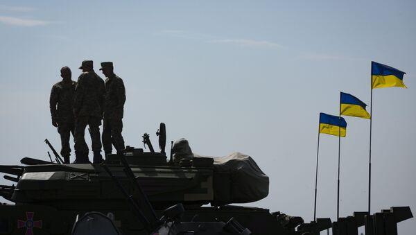 Quốc phòng Ukraina - Sputnik Việt Nam