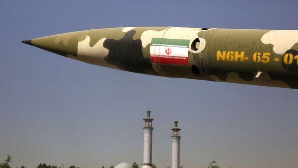 Chương trình tên lửa của nước Iran - Sputnik Việt Nam